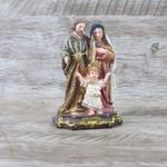 Imagem : Sagrada Família em Resina 15 cm