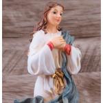 Imagem Resina - Nossa Senhora Imaculada Conceição 22 cm