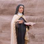 Imagem Resina - Santa Teresa de Ávila - 20 cm