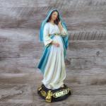 Imagem Resina - Nossa Senhora Grávida 20 cm