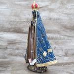 Imagem Resina - Nossa Senhora Aparecida 35 cm