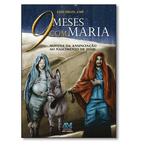 Livro : 9 Meses com Maria- Pe. Luís Erlin,CMF