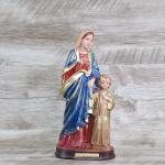 Imagem Gesso - Maria Passa na Frente 20 cm