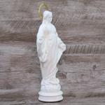 Imagem Durata - Nossa Senhora do Sorriso Branca 30 Cm