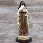 Imagem Resina - Santa Efigênia 20 cm