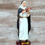 Imagem Resina - Santa Rita de Cássia 22 cm