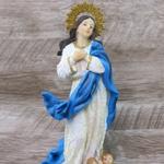 Imagem Resina - Nossa Senhora Imaculada Conceição 30 cm