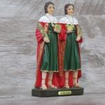 Imagem Resina - São Cosme e Damião 15 cm