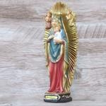 Imagem Resina - Nossa Senhora Perpétuo Socorro 20 cm