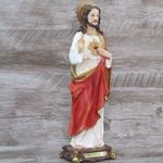 Imagem Resina - Sagrado Coração Jesus 30 cm