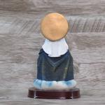 Imagem Resina - Imaculado Coração Maria Busto - 17 cm