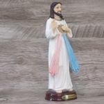 Imagem em Resina - Jesus Misericordioso 22 cm