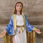 Imagem Resina - Nossa Senhora das Graças 30 cm