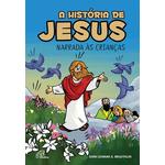 Livro : A história de Jesus narrada às crianças