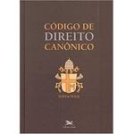 Livro : Código de direito canônico -Papa Joao Paulo II