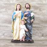 Imagem : Sagrada Família em Resina 40 cm