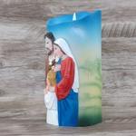 Imagem Luminária em Led -Sagrada Família17 cm