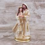 Imagem Resina- Sagrada Família 15 cm