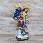 Imagem em Resina Nossa Senhora do Apocalipse 30 cm