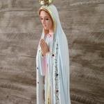 Imagem Importada (Portugal) - Nossa Senhora de Fátima 55 cm