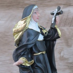 Imagem Resina - Santa Rita Cássia 20 cm