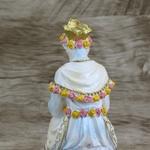 Imagem Resina - Nossa Senhora da Salette 20 cm