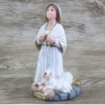 Imagem Resina - Santa Bernadete 12 cm