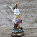 Imagem Resina - Anjo da Guarda 15 cm