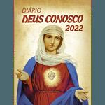 Diário Deus Conosco 2022 -Maria -Cristal