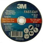 3M DISCO DE CORTE FAST CUT 115X1.0X22,2 1MM