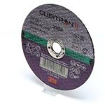 3M DISCO DE CORTE CUB II 75X1X9.5MM