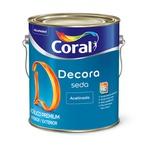 CORAL DECORA ACRILICO PREMIUM SEDA BRANCO 3,6L