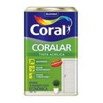 CORAL CORALAR ACRILICO PALHA 18L