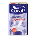 CORAL AGUARRAS INCOLOR 5L