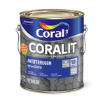 CORAL CORALIT ANTIFERRUGEM BRANCO 3,6L