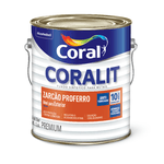 CORAL CORALIT FUNDO ZARCÃO PROFERRO 3,6L