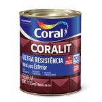 CORAL CORALIT ULTRA RESISTENCIA BRILHANTE PRETO 0,1125ML