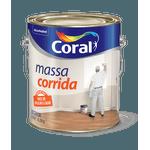 CORAL MASSA CORRIDA BRANCO 6KG