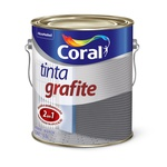 CORAL GRAFITE CINZA ESCURO 3,6L