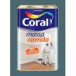 CORAL MASSA CORRIDA BRANCO 25KG