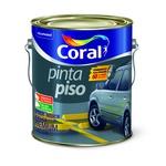 CORAL PINTA PISO CINZA MEDIO 3,6L