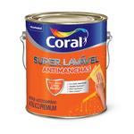 CORAL SUPER LAVAVEL BRANCO 3,6L