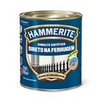 HAMMERITE BRILHANTE CINZA 0,800ML