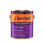 SUVINIL ACRÍLICO FOSCO BRANCO 3,6L