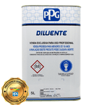 PPG D807 THINNER MEDIO 5L