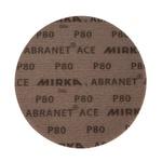 "MIRKA DISCO ABRANET ACE 9"" / 225MM P80"