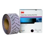 3M CLEAN SAND DISC ROLO 70MM P080