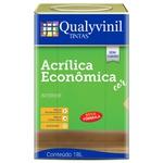 QUALYVINIL ACRILICO ECONOMICO BRANCO 18L
