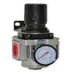 Regulador com Manômetro 1/4 AER 2000-02