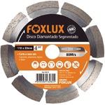 Disco Diamantado Segmentado 4.3/8'' 110x20 Foxlux